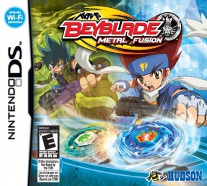 Beyblade - Metal Fusion - Nintendo DS (NDS) rom download